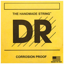 DR Strings 12 Single Plain Guitar String