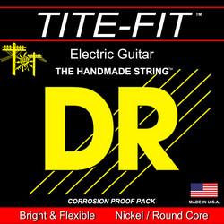 DR Strings Tite-Fit 22 Sähkökitaran irtokieli, punottu