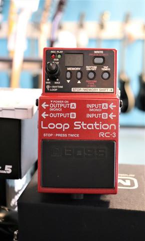 BOSS RC-3 Loopperi (käytetty)