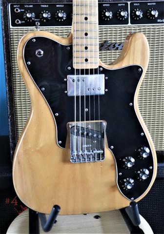 Fender Telecaster Custom 1976 (käytetty)