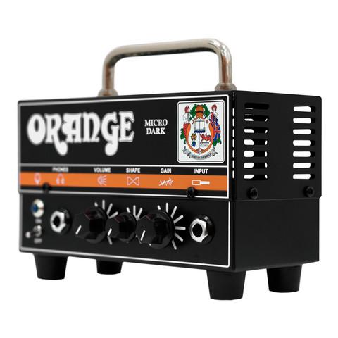 Orange Micro Dark Head (uusi)