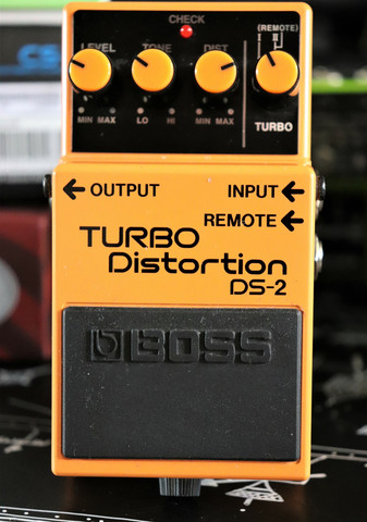 Boss DS-2 Distortion (käytetty)