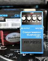BOSS CS-3 Compression Sustainer (käytetty)