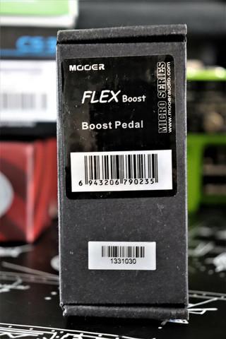 MOOER FLEX BOOST (käytetty)