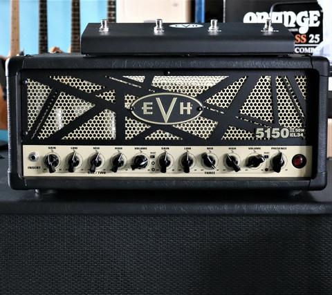 Evh 5150 III 50 W EL34 Head (käytetty)