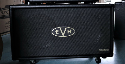 Evh 5150 III EL34 2x12 ST Cab (käytetty)