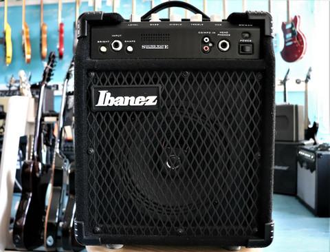Ibanez SWX20 bassovahvistin (käytetty)