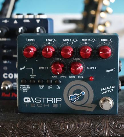 Tech 21 QStrip EQ Pedal (used)