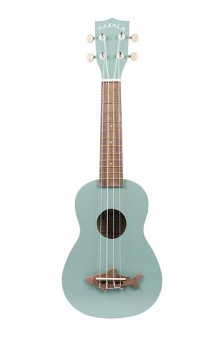 Kala Makala Soprano Shark ukulele Fin (uusi)
