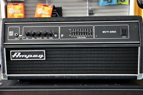 AMPEG SVT 450 H bassonuppi (käytetty)