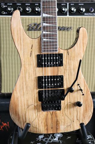 Jackson X Series Soloist SLX Spalted Maple (käytetty)