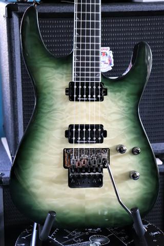 Jackson Pro Series Soloist SL2Q (used)