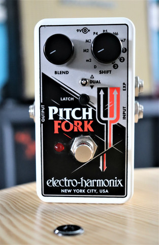 Electro Harmonix Pitch Fork Pitch Shifter (used)