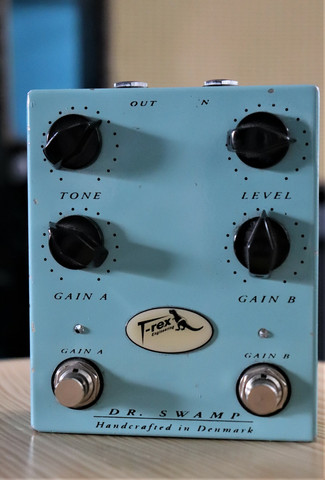 T-REX DR. SWAMP DISTORTION (used)