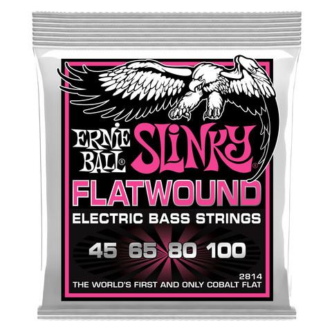 Ernie Ball EB-2814 Hiottu Super Slinky 45-100 (uusi)