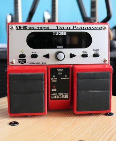 Boss VE-20 Vocal Processor (used)