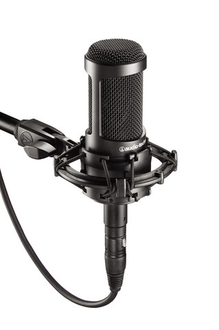 Audio-Technica AT2035 Cardioid Condenser Microphone (new)