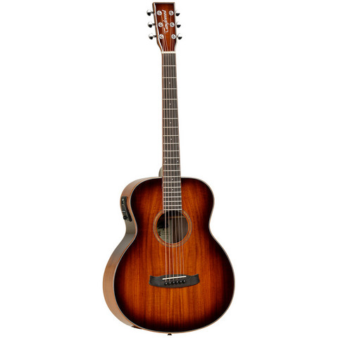 Tanglewood TW Mini E Koa Autumn Burst Acoustic-Electric (new)