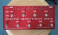 Carl Martin Octa-Switch MK3 (käytetty, myyntitili)