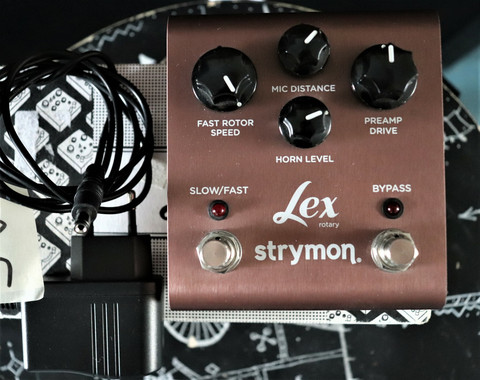 Strymon Lex Leslie Simulator (käytetty, myyntitili)