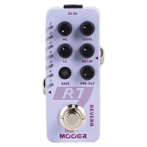Mooer R7 Digital Reverb (new)