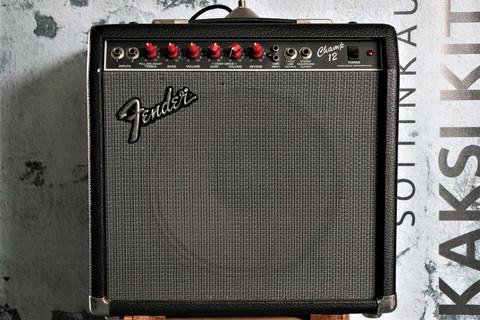 Fender Champ 12 putkivahvistin (käytetty)