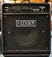 Fender Rumble 75 bassocombo (käytetty)