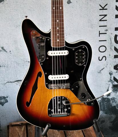 Fender FSR Special Edition Thinline Jaguar 2013 (used)