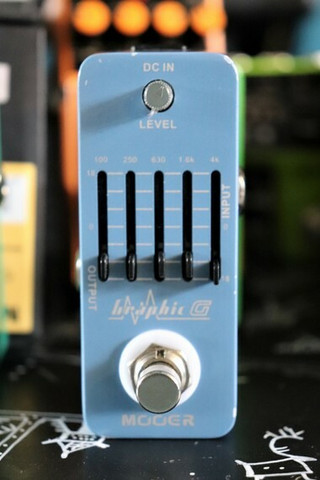 MOOER Graphic G (used)