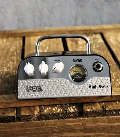 VOX MV50-HG High Gain (käytetty)