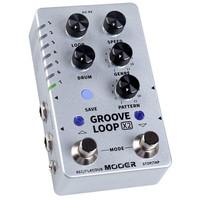 Mooer Groove Loop X2 Efektipedaali (uusi)