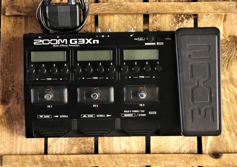 ZOOM G3Xn multiefekti (käytetty)