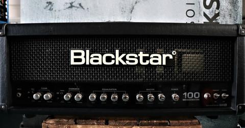 Blackstar Series One 100 Head (käytetty)