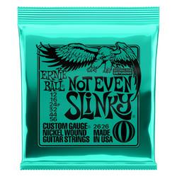 ERNIE BALL 2626  Not Even Slinky 12-56 (new)