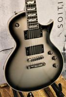 ESP LTD EC-1000 Silver Sunburst+CASE (used)