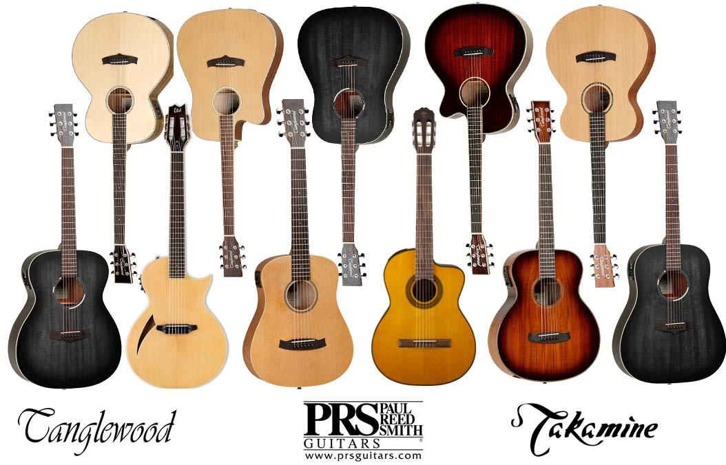 Akustiset ja elektroakustiset kitarat