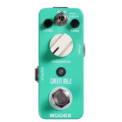 MOOER GREEN MILE OVERDRIVE (uusi)
