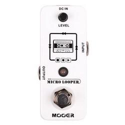 MOOER Micro Looper Pedal (new)