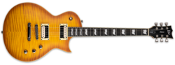 ESP LTD EC-1000T Fluence Honey Burst Satin (uusi)