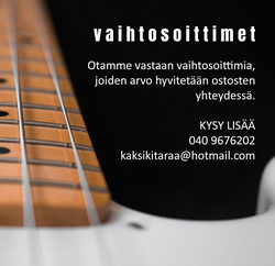 UUSI ESP LTD XB4 Junior Black Sähköbasso