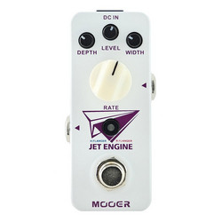 Mooer Jet Engine Flanger (uusi)