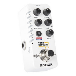 Mooer Tone Capture GTR (uusi)