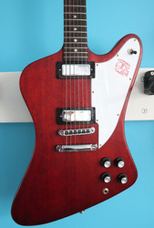 Gibson Firebird Tribute 2019 Satin Cherry (VARATTUNA)