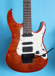 ESP LTD SN-1000FM/R Copper Sunburst EMG (käytetty)