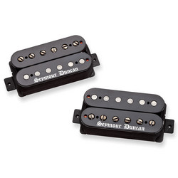 UUSI Seymour Duncan Black Winter Set mikkisetti