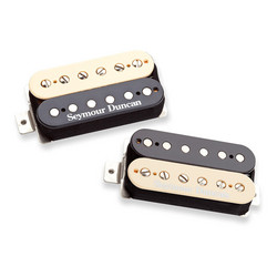 SEYMOUR DUNCAN PEARLY GATES SET ZEBRA (uusi)