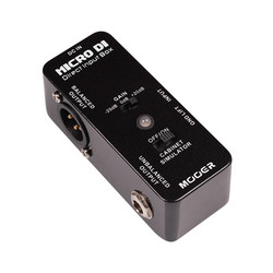Mooer Micro DI boxi (uusi)