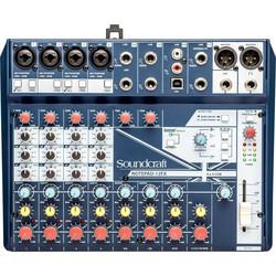Soundcraft Notepad-12FX (uusi)