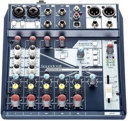Soundcraft Notepad-8FX mikseri (uusi)