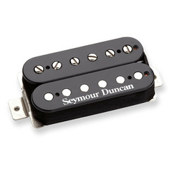 SEYMOUR DUNCAN JAZZ NECK BLACK SH-2N (uusi)